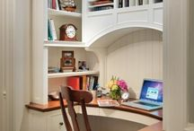 Home Office Spaces / by Dudley Faison
