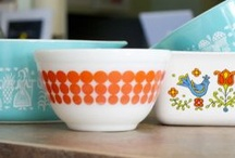 Vintage Dishes / by Julia