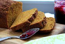 sweet breads / by Gloria Bunn