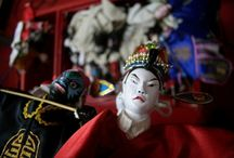 The Beauty of Potehi Puppetry / by The Jakarta Post Travel