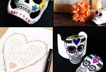 Day of the Dead / by Carly DeAugustines Saal