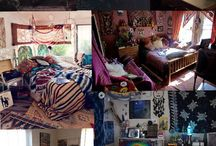 bedroom / by Karie Kolar