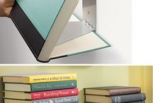 Books / Books/Bookcases/Book Related Art / by Jean Herbst