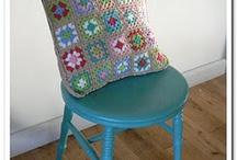Crochet Love / by Bumblebee and Hummingbird