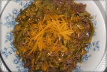 Low Carb Recipes / by Shelia Taylor