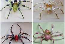 Jewels / Bead and wire and sparkly jewelry I could try to make / by Jessica L Drake