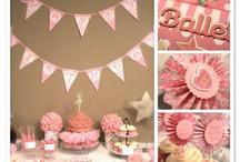 Ballerina / Nutcracker Birthday / by Rachel - Haute Chocolate