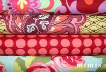 Fabrics / by Kris Ossenfort