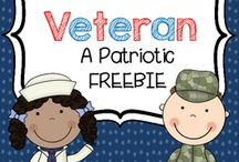 Veterans Day / by Jessica Kennedy