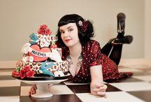 Cakes / by Jacelyn Chua