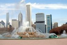 Fountains, Monuments & Sculptures / by Chicago Park District