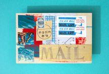 Mail Art / by U.S. Postal Service