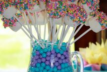 Birthday party ideas / by Christa Curtis