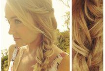 Hair / by Amanda LaRue-Warren
