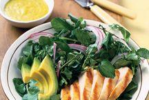 healthy eats / by Rachel Jester