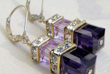 B-did Earrings / by I'm Loving Beads Nancy Gound