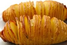 Recipes - Potatoes / by Karla Wendelschafer Johnson