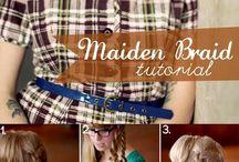 Braids&twists / by SpR