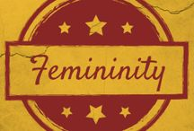Femininity / by Restoration Counseling Center of Northern Colorado