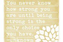 quotes. / by Ashley Lynn