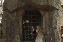 Cemetery Watcher / by Vera Riffle