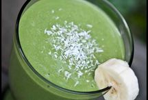 Green Smoothies / by Brenda Steen Johnson
