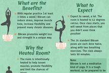 Bikram Yoga  / by Rosa Keller