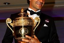 Roger Federer Wins Wimbledon / by SportsGrid