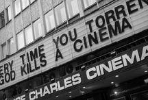Cine/TV/Libros / by Anahi Aviles