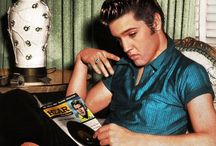Elvis Presley  / First picture / by Pamela Campbell