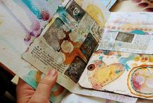 Art Journaling / by Emily Stam