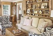 Living Room Design Ideas / by Interior Design Ideas