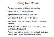 Meltdowns / by Stephanie Brown
