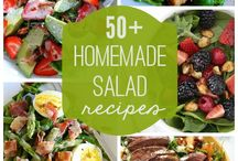 Salads / by Jeanette Donavan