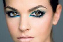 maquillage / by Annie Robert