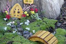 Fairy Garden ideas / by Vikki Pirie