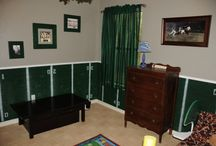 Kids rooms / by Mindy Kerns