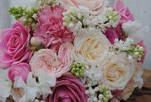 Wedding flowers / by Debbie Yones