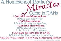 Homeschool: Encouragement / by Jana D