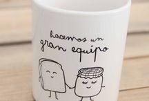 Mugs / by Lourdes Traverso