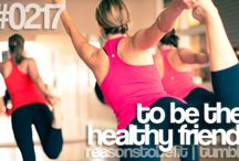 All Fitness--Inspiration and More / by Brandi Wyant-Williams