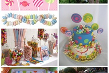 Candy land Party Ideas / I am collecting ideas for a candy land party. I will post pictures of our Candy Land preparations and party on another board, Our Candy Land Preparations and Party 