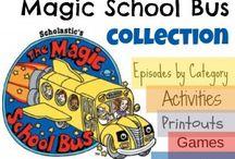 School Magic School Bus / by Megan Vazquez
