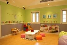 Daycare Design Ideas / by Dawn Vanneste