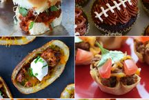 Superbowl Party Ideas / by Teresa