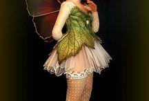 Fairy dresses / by Kathleen McIntyre