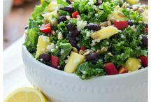 iLove Salads / by Altonia Fowler-Dugar