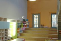 Creative Spaces for Kids / by Samantha Ettus