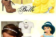 Disney Fashion / by Ariel Stein