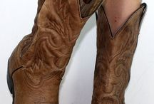 Cowboy boots / by Chris Walker